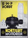 X-0000-0378 E.M.F. Dordt. Kortsluit Motoren