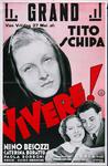X-0000-0467 Grand. Tite Schipa. Vivera! Appia Film. Odeon Film NV. Guido Brignone, Paolo Borboni, Caterina Boratto, ...