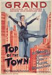 X-0000-0491 Top of the town. Het toppunt van amusement. Show en muziek, 8 nieuwe songs.