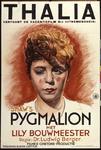 X-0000-0496 Thalia. Shaw's Pygmalion met Lily Bouwmeester.