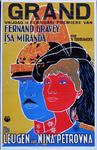X-0000-0503 Grand. Fernand Gravey en Isa Miranda in De leugen van Nina Petrovna. Lumina Film