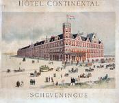 X-0000-0519 Hotel Continental Scheveningen.