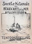 X-0000-0526 Société Nationale des Beaux Arts de la Mer à Paris. Pulchri Studio, Den Haag. Tentoonstelling Juni 1930.