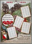 X-0000-0594 Levensverzekering Maatschappij Utrecht 1889.
