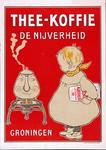 XIV-1961-0566 De Nijverheid, Groningen. Thee, koffie.