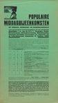 XX-1967-0061 Volks-Universiteit Rotterdam. Populaire middagbijeenkomsten voor personeel in continue-bedrijven of met ...