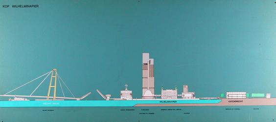 2003-1150 Studies van de Wilhelminapier