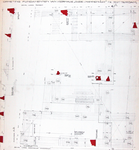 2003-1166 Tekeningen van oude sluizen, vervaardigd door het Bureau Oudheidkundig Onderzoek Rotterdam.