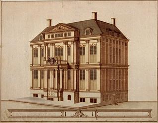 RI-993 Het Gemeenlandshuis van Schieland.