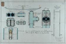 RT-G-FN123 Ontwerp van een gasleiding door de Koningshaven.