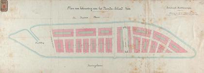 RT-G-FN182-2 Plan tot bebouwing van het Noordereiland.