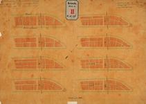 RT-G-FN196-1 Tekening van het plan tot bebouwing van het Noordereiland.