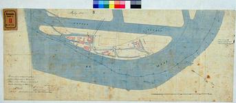 RT-G-FN34 Kaart waarop de grond is aangegeven die is afgestaan aan de Nederlandse Stoomboot Maatschappij op het eiland ...