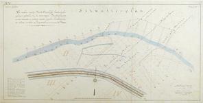 RT-G-FN56-7 Situatietekening van een gedeelte van een aan te leggen haven, de Noorderhaven, die later Koningshaven is ...