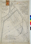 RT-G-FN59-1 Situatieplan voor het maken van een haven; de Noorderhaven, die later Koningshaven is genoemd, met ...