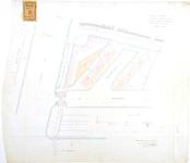 RT-G-FN78-1 Ontwerp van de inrichting van de weg en de kademuur tussen de stadsbrug over de Koningshaven; ...
