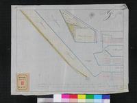 RT-I-46 Tekening van het Buizengat en een gedeelte van de Haringvliet en de Nieuwehaven, vervaardigd naar aanleiding ...
