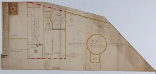 RT-I-87-3 Tekening behorende bij het verzoek van Salomon Bosch, Jan Pott en Gerrit van der Pott om afstand van grond ...