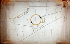 RT-I-96 Schets behorende bij het verzoek van Matthijs Lelijvelt om bij de korenmolen de Oranjeboom aan de Zalmhaven een ...
