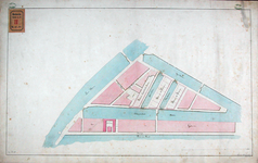 RT-II-111 Ontwerp tot het maken van een entrepot en dok van de Glashaven en de Bierhaven.