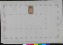 RT-II-136-3 Plattegrond van de galerij met ontwerp voor de overdekking van het plein, de Beurs en tot afsluiting van de ...