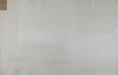 RT-III-209 Plattegrond van de scheepsligplaatsen langs het opgehoogde klein Nieuwe Werk bij de te bouwen kademuur.
