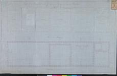 RT-III-286-1 Projecttekening van een bewaarschool op het Erf tussen de Warmoezierslaan en Boschlaan. Plan van de begane ...