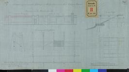 RT-IV-302-2 Ontwerp van de afsluitingen en aanlegsteigers voor te bouwen entrepot in de voormalige Marinewerf aan het ...
