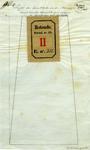 RT-IV-312-4 Profieldoorsnede van de kademuur aan de Boompjes ter hoogte van het loodsgebouw volgens de bepalingen van ...