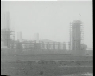 BB-0436 Nenijto in aanbouw: vervaardiging van staalconstructie.
