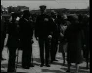 BB-0439 Prins Hendrik bij de opening van de Nenijto; zang van Rotte's Mannenkoor.