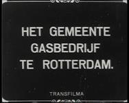 BB-1073 Documentaire over de productie van gas en toepassing ervan in woningen en bedrijven, huishouden.