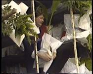 BB-2632 31 maart 1984: Centrummarkt, opnamen van een hele zaterdag groenten en bloemen. Speelduur: 16 minuten