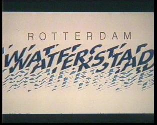 BB-3096 Promotiefilm met voice-over waarin door middel van dia's een opsomming wordt gegeven van het huidige Rotterdam ...