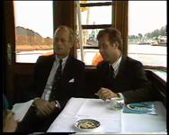 BB-3470-2 Gesprek met Hafenmeister Von Lith bij bezoek van wethouder drs. R. den Dunnen aan Duisburg; ter sprake komt ...
