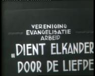 BB-3745 De Vereniging Evangelisatiearbeid 'Dient elkander door de liefde' organiseert een dagje-uit naar Oostvoorne. De ...