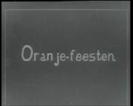 BB-3968 Kroningsfeesten bij het 50-jarig regeringsjubileum van Koningin Wilhelmina. Doorkijkje van de Noordsingel naar ...