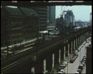 BB-7440 Een amateurfilmverslag van de afbraak van het oude Luchtspoor aan de Binnenrotte. In 1987 begint de bouw van de ...