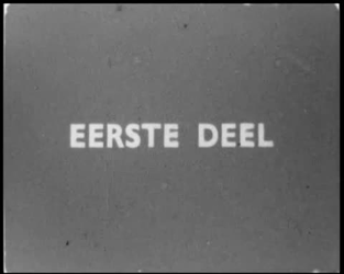 BB-7460 Deel 1 (14:00) - Amateurfilm met tussentitels over gebouwde panden in verschillende delen van Rotterdam. Titels ...