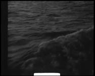 BB-7498 Opnames vanaf een schip. Beelden van het platteland van Zeeland. Voren trekken, het land bewerken en zaaien.
