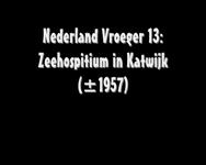 BB-7669-1 Binnenopnamen van het Zeehospitium in Katwijk, voorheen het Rotterdamsch Hospitium genoemd (kortere versie). ...