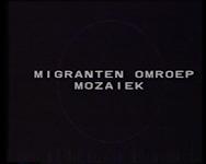 BB-3852 Televisieprogramma van de algemene en Joegoslavische redacties van TV Mozaïek. Geënsceneerde voorlichtingsfilm ...