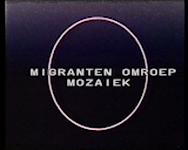 BB-3882 Televisieprogramma van TV Mozaïek, geen ondertiteling. Kinderprogramma voor Turkse kinderen. Registratie van ...