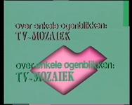BB-5519 Televisieprogramma's van de algemene en Surinaamse redacties van TV Mozaïek. Impressie van Poetry in the Park ...