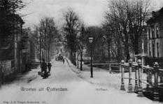1968-2520 Gezicht in de Hoflaan.