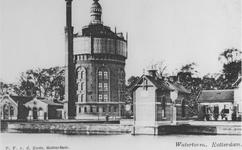 1968-2657 Drinkwaterleiding aan de Honingerdijk.