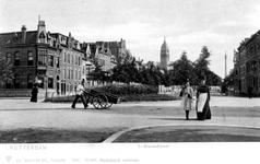 1968-3185 Gezicht in de 's-Gravendijkwal.