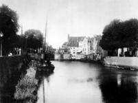 1970-1510-25 Gezicht op de Aelbrechtskolk.
