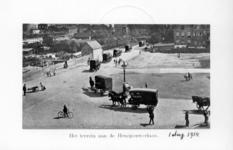 IX-711-01 Gezicht op de Beukelsdijk en de Diergaardesingel bij de Henegauwerlaan.