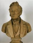 PBK-10287-2 Borstbeeld van dr. Hendrik Nicolaas van Teutem, van 1830 tot 1860, predikant bij de Remonsrantse gemeente.